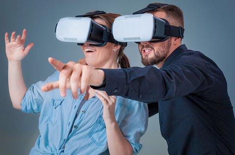Felejthetetlen 60 perces VR élmény 2-6 főnek