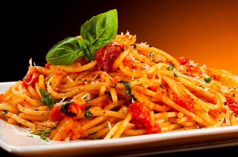Olasz főzőest organikus alapanyagokkal