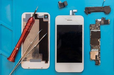 Akkucsere iPhone, Huawei és Samsung telefonokban