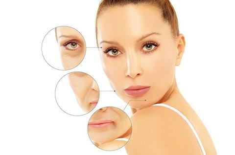 1 alkalom arcfiatalító Soft Botox kezelés
