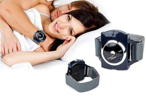 Biorezonanciás horkolásgátló óra