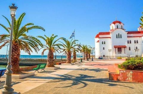 8 napos tengerparti üdülés 3-4 főre Görögországban
