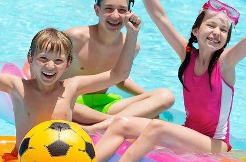 Készségfejlesztő nyári gyermektábor Siófokon
