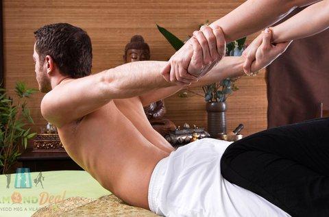 50 perces fájdaloműző csontkovácsolás