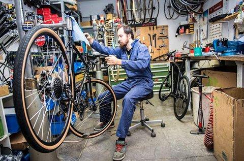 Teljes körű kerékpár karbantartás és javítás