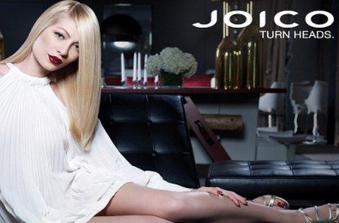 Ragyogó fürtök Joico K-Pak hajregeneráló kezeléssel