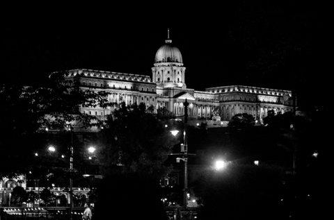 Éjszakai 4 órás fotóstúra és oktatás a Duna-parton