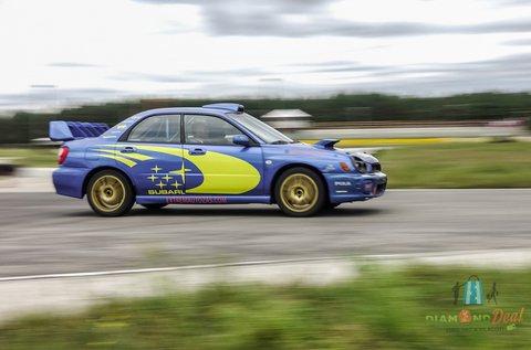 Száguldj Subaru Impreza WRX-szel Mogyoródon!