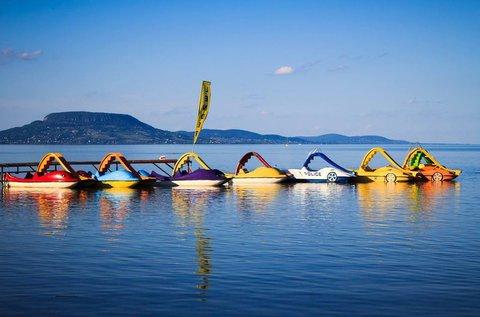 Nyári pihenés strand használattal Balatonlellén