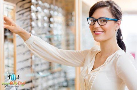 Komplett szemüveg készítés UV-szűrős réteggel