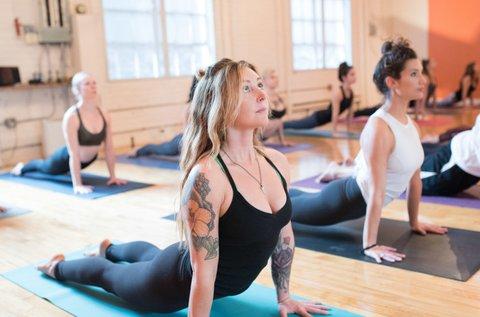Testi-lelki egyensúly 4 alkalmas jógabérlettel