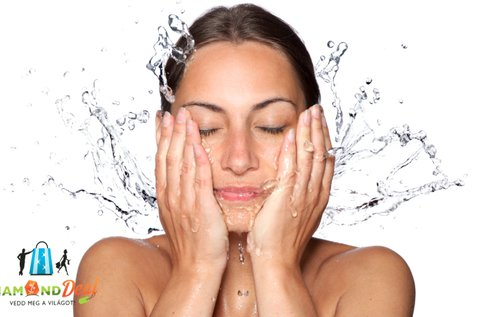 8 lépcsős arcbőr nagytisztítás vio kezeléssel