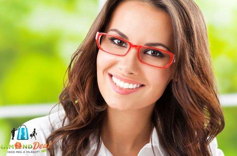 Komplex szemüveg készítése látásvizsgálattal