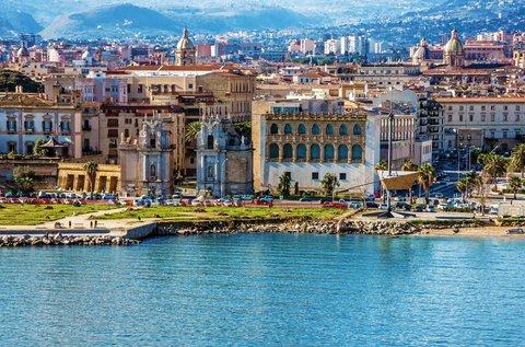 4 napos őszi lazítás Szicília szigetén repülővel