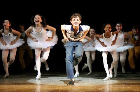 Musical tánctábor profi koreográfus vezetésével