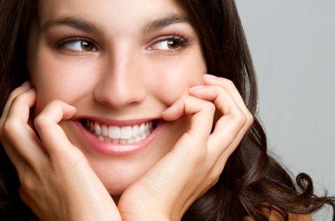 1 részes fogászati implantátum beültetése