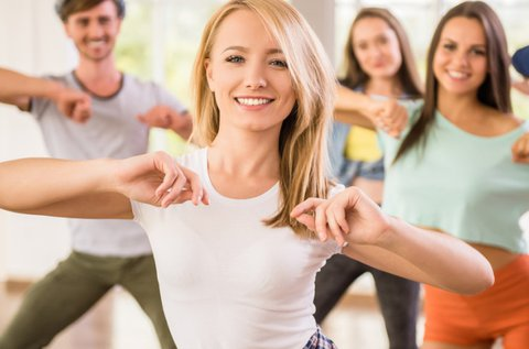 Vedd fel a ritmust havi korlátlan táncbérlettel!