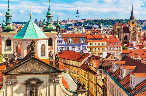 Fedezzétek fel Prága nevezetességeit 3 nap alatt!