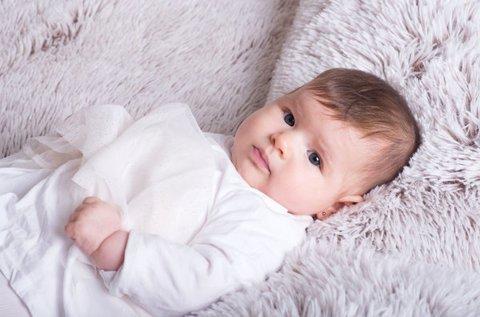 1 órás profi babafotózás műteremben