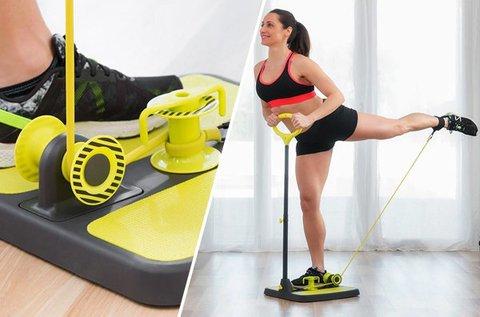 Fitness Platform otthoni kompakt edzőgép