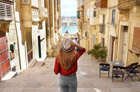 4 napos késő őszi vagy téli lazítás Máltán repülővel