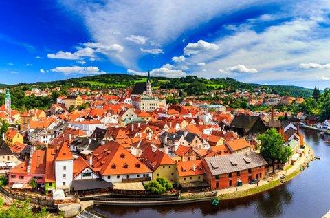 3 napos családi feltöltődés év végéig Prágában