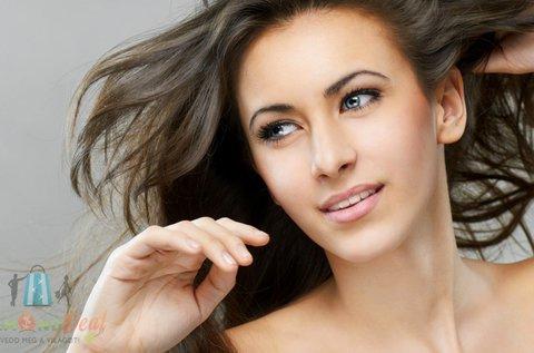 Női hajvágás keratinos pakolással, minden hosszra