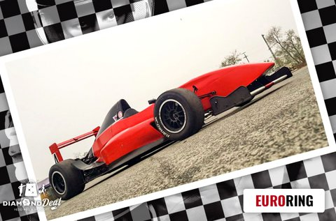 4 körös Formula Renault 2.0 vezetés Örkényben