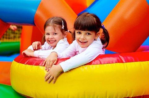 Belépő 1 gyermek részére a Kackac Játszóházba