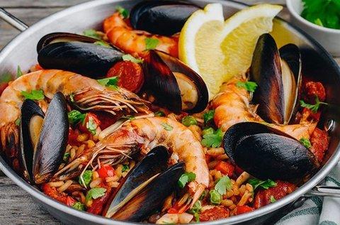 Különleges tenger gyümölcsei főzőtanfolyam