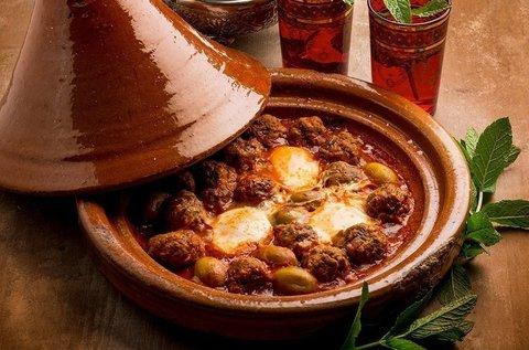 Főzőkurzus a marokkói konyha kedvelőinek