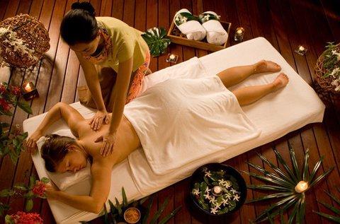 Relaxáló 60 perces tradicionális thai masszázs