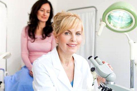 Nőgyógyászati kivizsgálás ultrahanggal
