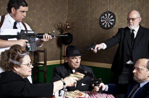 Rejtélyes Vacsora élő logikai vagy szerepjáték