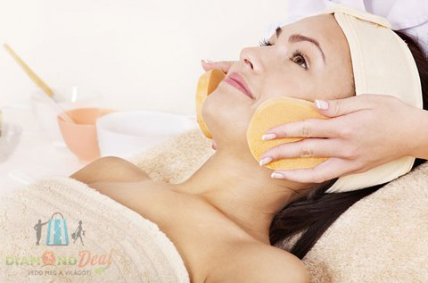 Kozmetikai arctisztítás hagyományos gőzöléssel