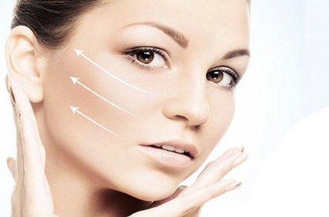 Face Lifting ránctalanító kezelés teljes arcon