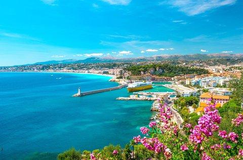 Év végi mini vakáció a szépséges Francia Riviérán