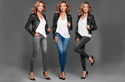 3 db Slim and Lift Jeans nadrág több méretben