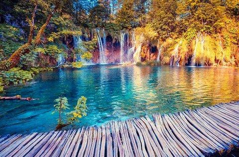 Látogass el októberben a festői Plitvicei-tavakhoz!