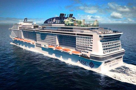 1 hetes luxus hajóút a Földközi-tengeren