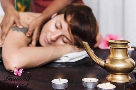 90 perces indiai ayurvédikus marma masszázs