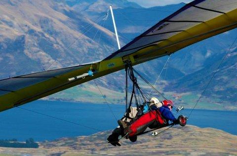 Motoros sárkányrepülés vagy gyrokopterezés