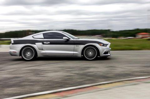 Vezess egy 2016-os Ford Mustangot 3 körön át!