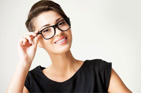 Tökéletes látás komplett szemüveg készítéssel