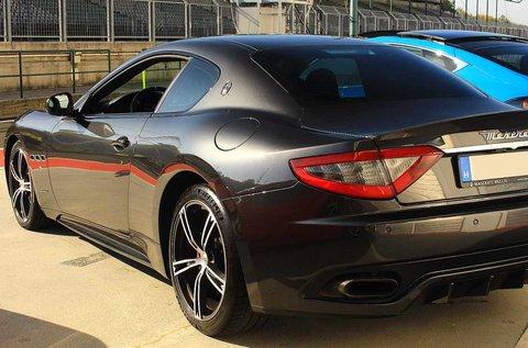 Száguldj egy 520 lóerős Maserati GranTurismóval!