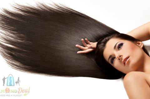 Botox Hairgold hajbotox kezelés vékony szálú hajra