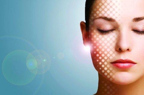 Laser Facial Treatment kezelés kollagén szérummal