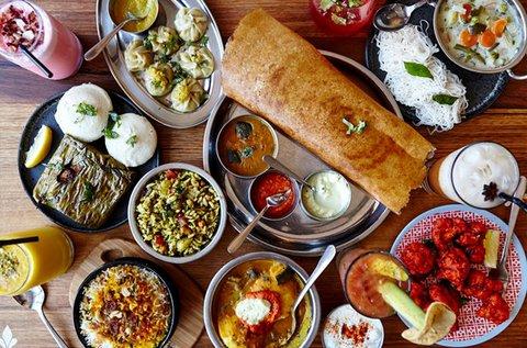 Indiai főzőkurzus organikus alapanyagokkal