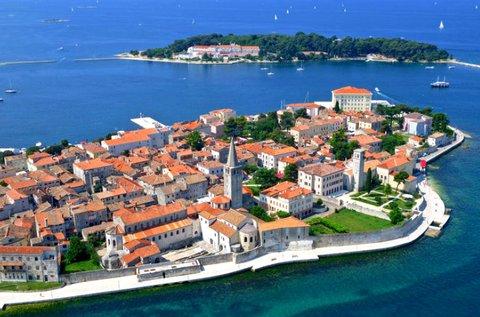 6 napos varázslatos üdülés a Horvát Riviérán