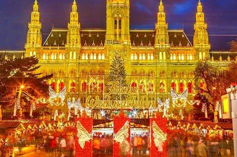 Adventi utazás csokigyár látogatással Bécsbe